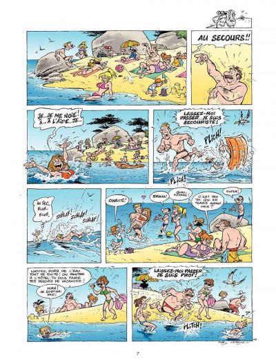 Page 4 les profs ; best or ; en vacances