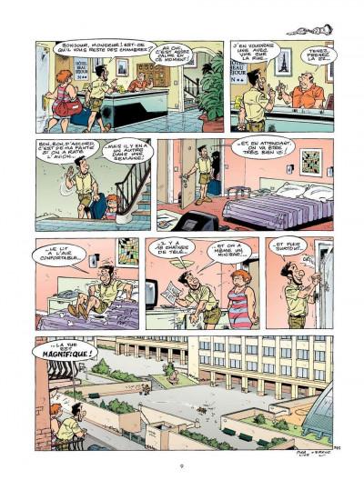 Page 6 les profs ; best or ; en vacances