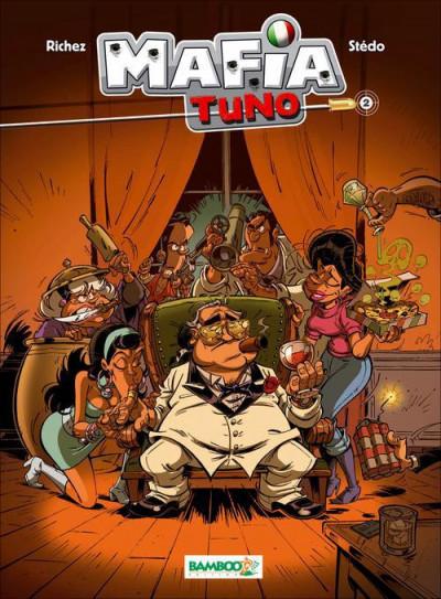 image de mafia Tuno tome 2 - Don qui shoote