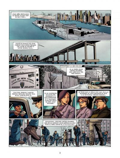 Page 3 une tragédie grecque tome 2 - trois mariages et deux enterrements