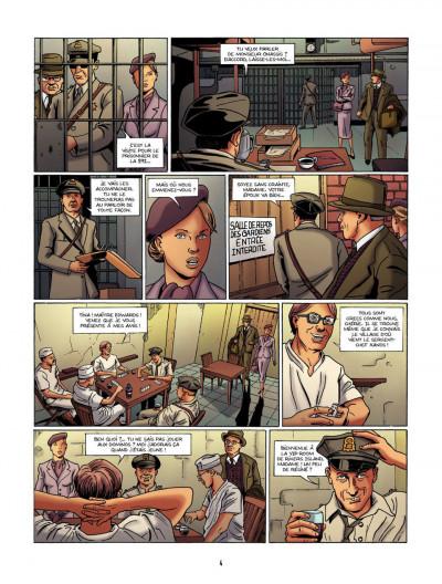 Page 4 une tragédie grecque tome 2 - trois mariages et deux enterrements