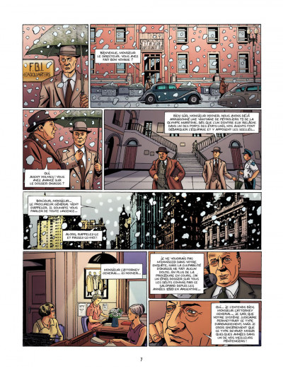 Page 7 une tragédie grecque tome 2 - trois mariages et deux enterrements