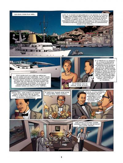 Page 8 une tragédie grecque tome 2 - trois mariages et deux enterrements