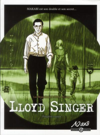 image de Lloyd Singer tome 1 - poupées russes - édition 10 ans grand angle