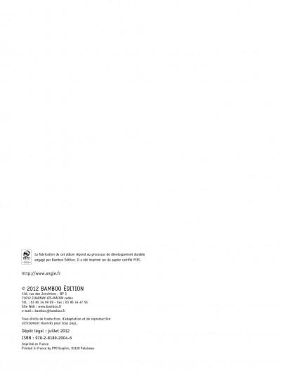 Page 2 Le Dernier des Mohegans ; intégrale