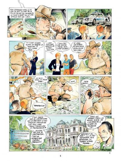 Page 6 Le Dernier des Mohegans ; intégrale