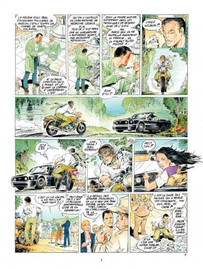 Page 7 Le Dernier des Mohegans ; intégrale