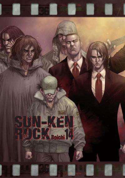 Page 4 sun-ken rock tome 14
