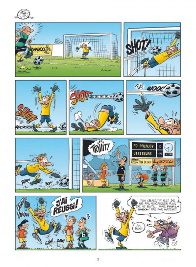 Page 1 les Foot Maniacs T.10