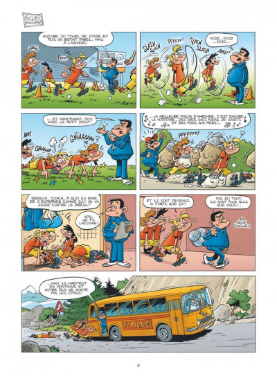 Page 2 les Foot Maniacs T.10