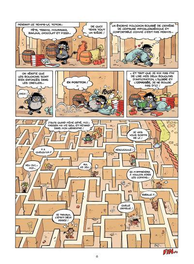 Page 7 les Petits Mythos T.2 - le grand Icare