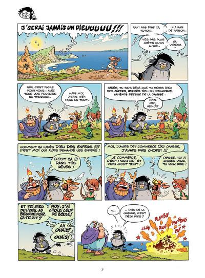Page 8 les Petits Mythos T.2 - le grand Icare