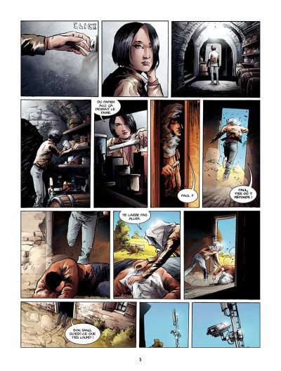 Page 6 firewall tome 2 - qui perd gagne