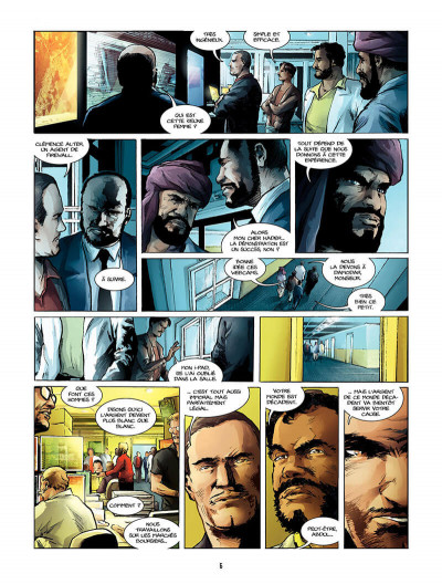 Page 7 firewall tome 2 - qui perd gagne