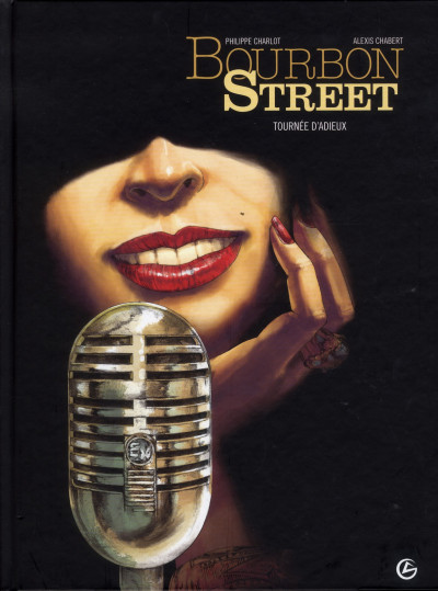 Couverture Bourbon Street T.2 - tournée d'adieux