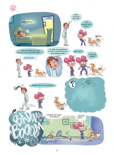Page 6 Cath et son chat T.2