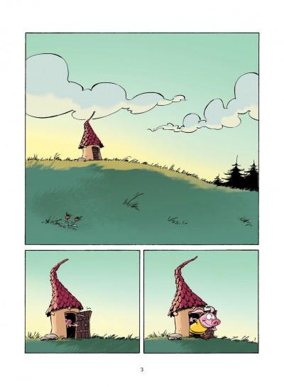Page 2 les 3 petits cochons