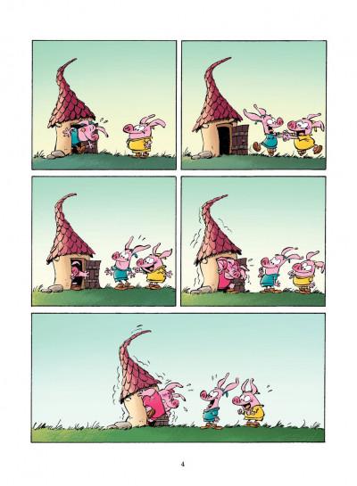 Page 3 les 3 petits cochons