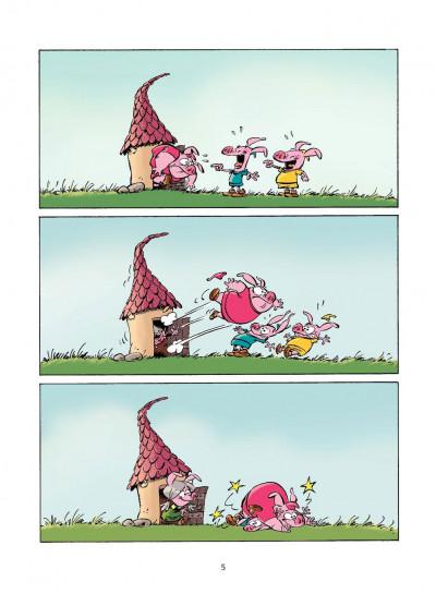 Page 4 les 3 petits cochons