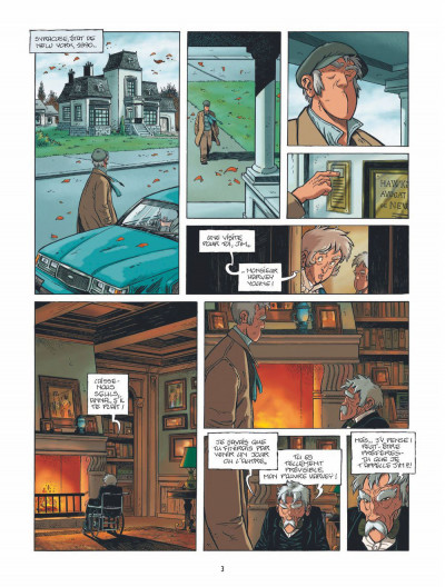 Page 2 le train des orphelins tome 1 - Jim