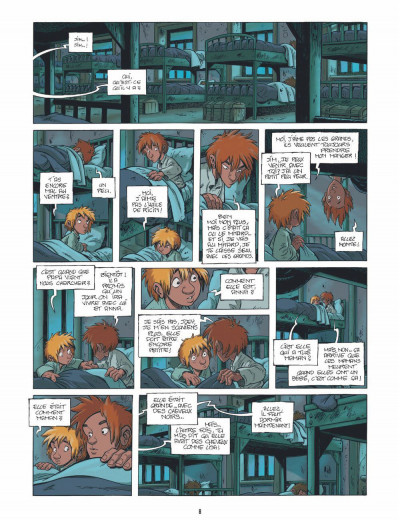 Page 7 le train des orphelins tome 1 - Jim