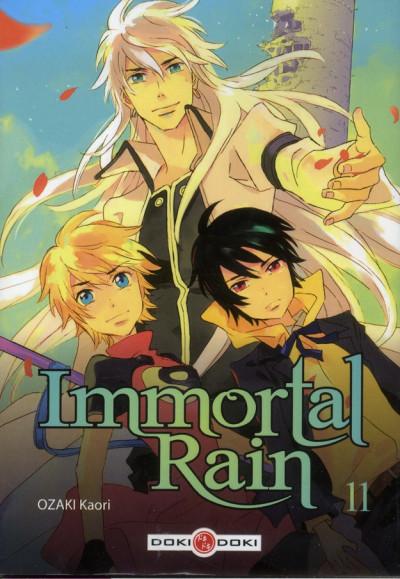 image de immortal rain tome 11
