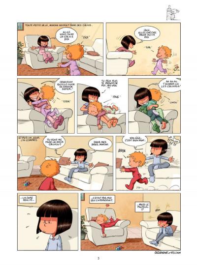Page 2 les Sisters T.7 - mon coup d'soleil, c'est toi !