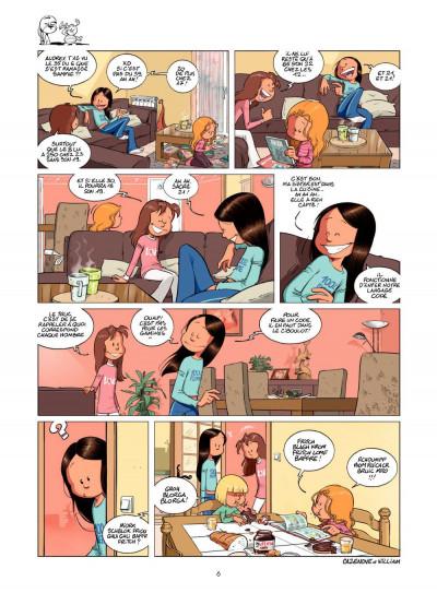 Page 5 les Sisters T.7 - mon coup d'soleil, c'est toi !