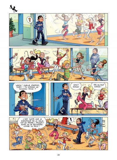 Page 3 Studio danse tome 7