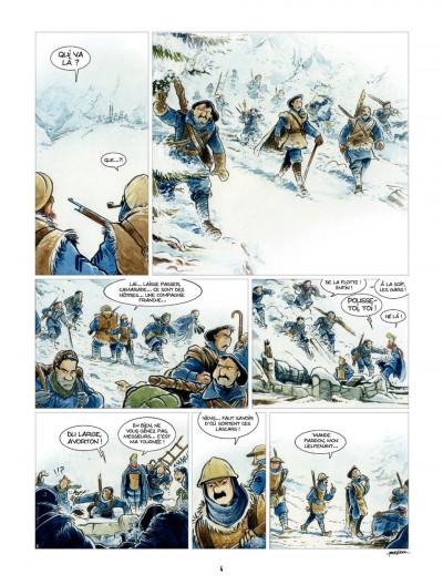Page 3 Les Godillots tome 2 - l'oreille coupée