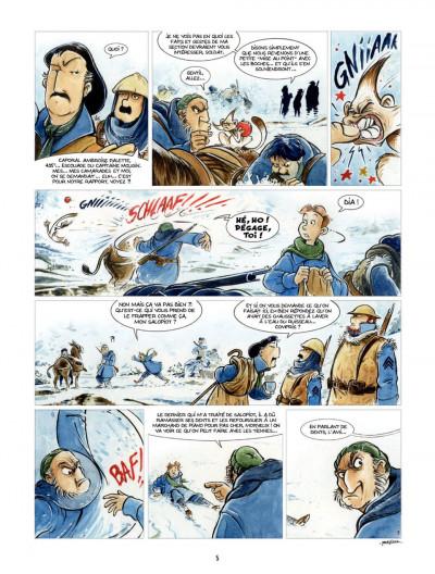 Page 4 Les Godillots tome 2 - l'oreille coupée