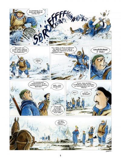 Page 5 Les Godillots tome 2 - l'oreille coupée