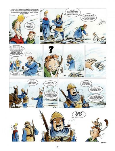 Page 6 Les Godillots tome 2 - l'oreille coupée