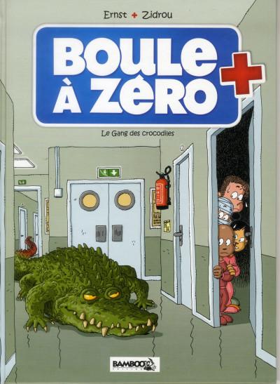 image de boule à zéro tome 2 - le gang des crocodiles