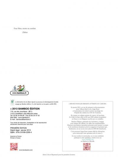 Page 2 Boule a Zéro tome 2 - le gang des crocodiles