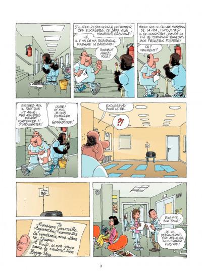 Page 3 Boule a Zéro tome 2 - le gang des crocodiles