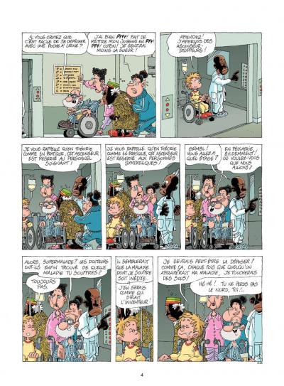 Page 4 Boule a Zéro tome 2 - le gang des crocodiles