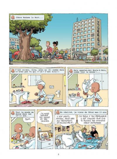 Page 5 Boule a Zéro tome 2 - le gang des crocodiles