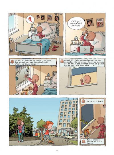 Page 8 Boule a Zéro tome 2 - le gang des crocodiles