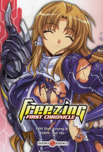 Couverture freezing ; first chronicle
