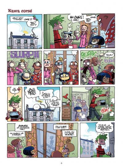 Page 6 coloc'party tome 1 - bienvenue chez toi !