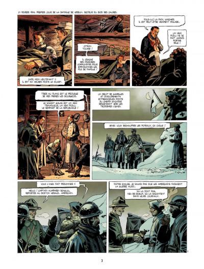 Page 2 L'ambulance 13 tome 3
