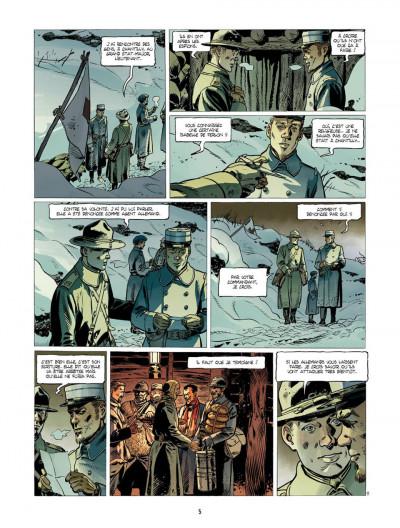 Page 4 L'ambulance 13 tome 3