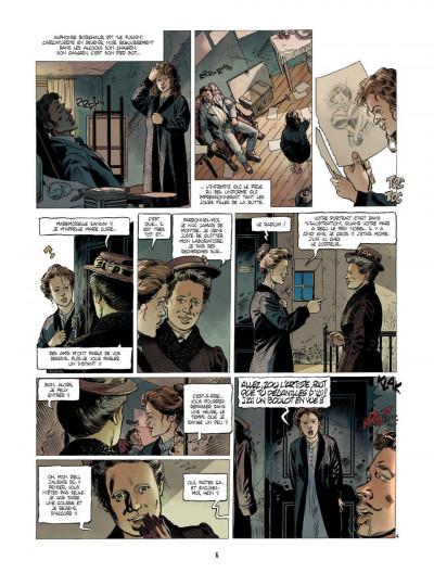 Page 5 L'ambulance 13 tome 3