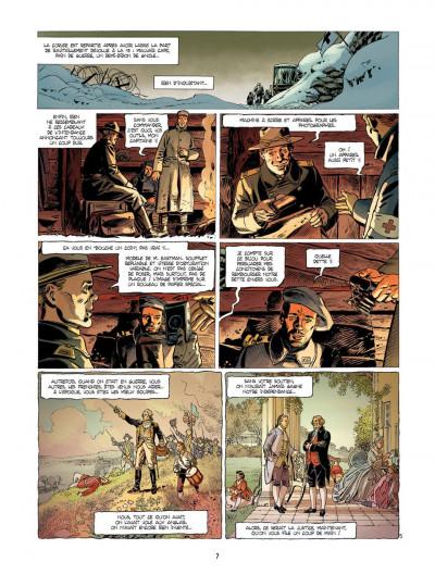 Page 6 L'ambulance 13 tome 3