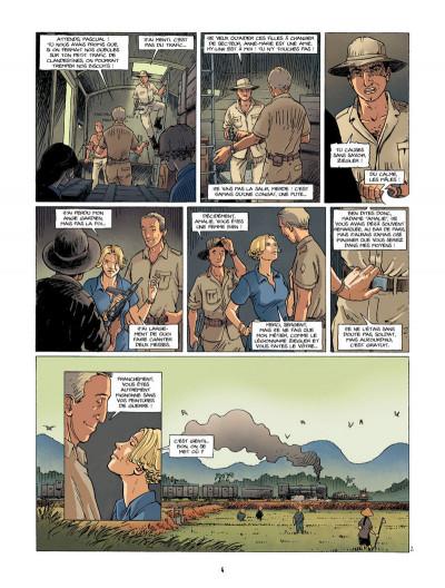 Page 4 la rafale tome 2 - les traverses de Song-Lap