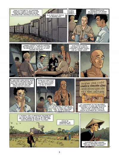 Page 5 la rafale tome 2 - les traverses de Song-Lap
