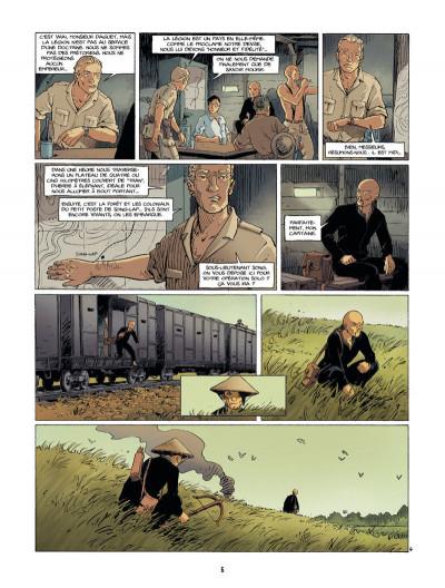 Page 6 la rafale tome 2 - les traverses de Song-Lap