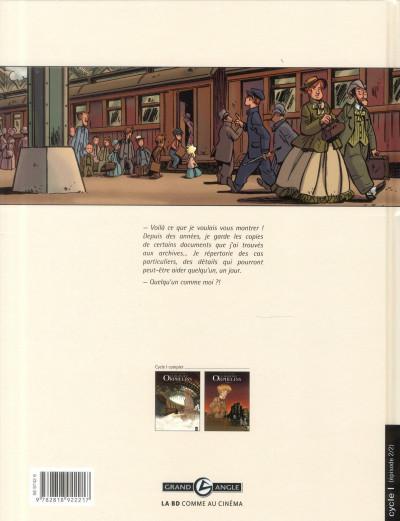 Dos le train des orphelins T.2 - Harvey