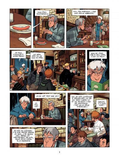 Page 3 le train des orphelins T.2 - Harvey